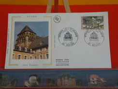 Coté 1,80€ - Tour Romane De Redon - 7.3.1987 - 35 Redon - FDC 1er Jour - FDC
