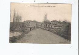 COMBIERS (CHARENTE) 958 L'ENTREE DU BOURG - Francia