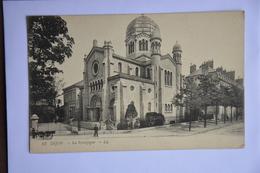 DIJON-la Synagogue - Dijon