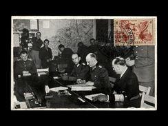GUERRE 39-45 - Capitulation De Reims - Oblitération Du Jour 7 Mai 1945 - Guerre 1939-45