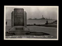 GUERRE 39-45 - Hermanville-sur-Mer - Monument Pour Le Débarquement Des Alliés - Jean Lesage Editeur - Guerre 1939-45