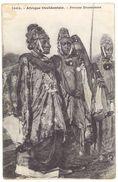 Cpa Afrique Occidentale - Femmes Toucouleurs - Cartes Postales