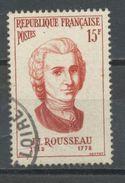 FRANCE - ROUSSEAU - N° Yvert 1084 Oblitéré - France