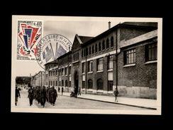 MILITARIA - GUERRE 39-45 - REIMS - Quartier Général - Anniversaire De La Victoire 1945-1965 - Beau Cachet - Guerre 1914-18