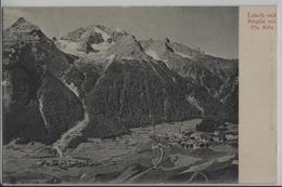 Latsch Und Bergün Mit Piz Aela - Photo: Engadin Press - GR Grisons