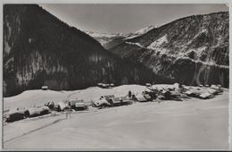 Monstein Bei Davos Gegen Die Zügenschlucht - Photo: Otto Furter - GR Graubünden