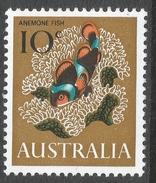 Australia. 1966-73 QEII Definitives. 10c MNH SG 391 - 1966-79 Elizabeth II