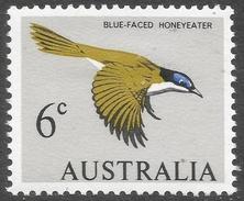 Australia. 1966-73 QEII Definitives. 6c MH SG 387 - 1966-79 Elizabeth II