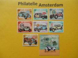 Cambodia 1984, CARS AUTOMOBILES: Mi 598-04, + Bl. 139, ** - Cars