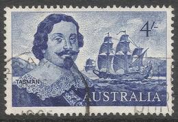 Australia. 1963-65 Definitives. 4/- Used SG 355 - 1952-65 Elizabeth II : Pre-Decimals