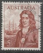 Australia. 1963-65 Definitives. 5/- Used. SG 356 - 1952-65 Elizabeth II : Pre-Decimals