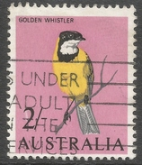 Australia. 1964-5 Birds. 2/- Used. SG 366 - 1952-65 Elizabeth II : Pre-Decimals