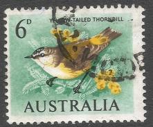 Australia. 1964-5 Birds. 6d Used. SG 363 - 1952-65 Elizabeth II : Pre-Decimals