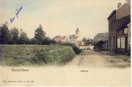 Wolverthem Wolvertem Meise L'Eglise ( En Omgeving) 1908 - Meise