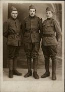 MILITARIA - Carte Photo Militaire - Soldats - Photo Martinier à Constantine - Guerre 1914-18