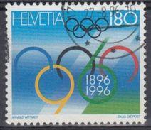 SUIZA 1996 Nª 1511 USADO - Suiza