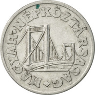 Hongrie, 50 Fillér, 1969, Budapest, TTB+, Aluminium, KM:574 - Hongrie