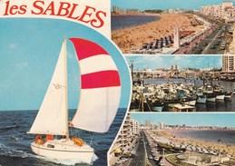 LES SABLES D'OLONNE MULTIVUES (dil313) - Sables D'Olonne