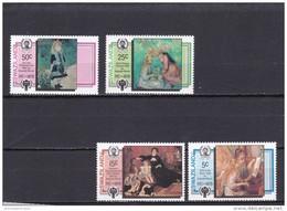 Swaziland Nº 315 Al 318 - Swaziland (1968-...)