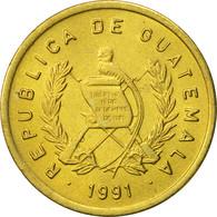 Guatemala, Centavo, Un, 1991, SUP, Laiton, KM:275.3 - Guatemala