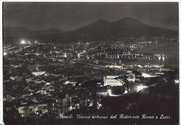 Napoli - Visione Notturna Dal Ristorante Renzo E Lucia - H3582 - Napoli