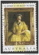 Australia. 1994 Queen Elizabeth II´s Birthday. 45c Used. SG 1449 - Used Stamps