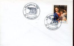 23827 France Special Postmark 2005 Audincourt,, Wolfin  Of Rome, Louve De Rome, - Mitologia