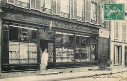 CONCHES - épicerie Parisienne 46 Rue Ste Foy - Conches-en-Ouche