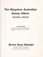Ausralien 1966 - 1985 Im Vordruck, The Hingeless Australian Stamp Album - Australie
