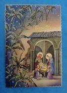 CARTOLINA FORMATO GRANDE NON VIAGGIATA BUON NATALE GM MILANO 6715/16 - Weihnachten