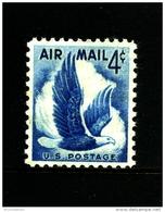 UNITED STATES/USA - 1954  4c. AIR MAIL  MINT NH - Stati Uniti