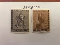 Vatican City Espresso Mnh 1966 - Unused Stamps
