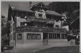 Hotel Kurhaus, Monstein - Photo: Otto Furter - GR Grisons