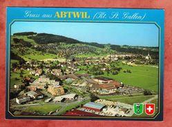 Abtwil, Saentispark, Ungebraucht, Nicht Gelaufen (39859) - SG St. Gall
