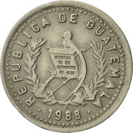 Guatemala, 5 Centavos, 1988, TTB+, Copper-nickel, KM:276.4 - Guatemala