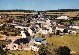 58-MONTSAUCHE- VUE GENERALE AERIENNE LE BOURG - Montsauche Les Settons