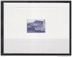 = Gravure Type Timbre 1136 De 1978, Reprise Pour Cette Gravure Avec Mention Exposition Philatélique 5-8.12.1985 Monaco - Altri