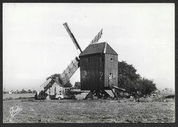 OUARVILLE Moulin à Vent (Dolbeau) Eure & Loir (28) - France