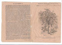 Caoutchouc Hévéa Protège-cahier Couverture 195 X 150 Mm   Etat Passable Mais RR. - Kinder