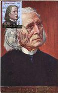23840 Vaticano, Maximum  2011  Music Composer Franz Liszt,  Vintage Card - Music