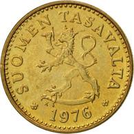 Finlande, 10 Pennia, 1976, SUP, Aluminum-Bronze, KM:46 - Finlande