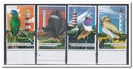 Cuba 2017, Postfris MNH, Birds, Lighthouses - Cuba