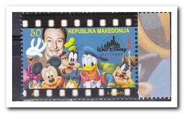 Macedonië 2016, Postfris MNH, Walt Disney - Cuba