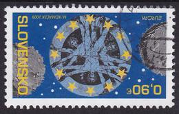Slowakei 2009 Mi-Nr. 615, Europa Astronomie - Slovakia