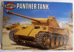 RARE MAQUETTE AIRFIX BOITE PANTHER TANK 1979 FIGURINE WWII - Figurines