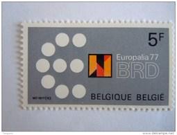 België Belgique 1977  Europalia COB 1867 Yv 1862 MNH ** - Belgium