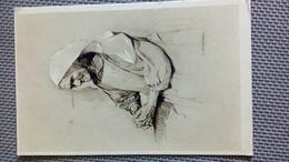 CPA. Jean SCHERBECK N°5. Têtes De Bretagne - Hélio Lorrraine Nancy - Other Illustrators
