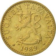 Finlande, 20 Pennia, 1989, SUP, Aluminum-Bronze, KM:47 - Finlande