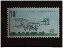 """België Belgique Belgium 1973 Tweedekker """"Tips"""" 1908 Bipla COB 1676 Yv 1668 MNH *** - Belgique"""