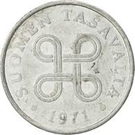 Finlande, Penni, 1971, TTB+, Aluminium, KM:44a - Finlande